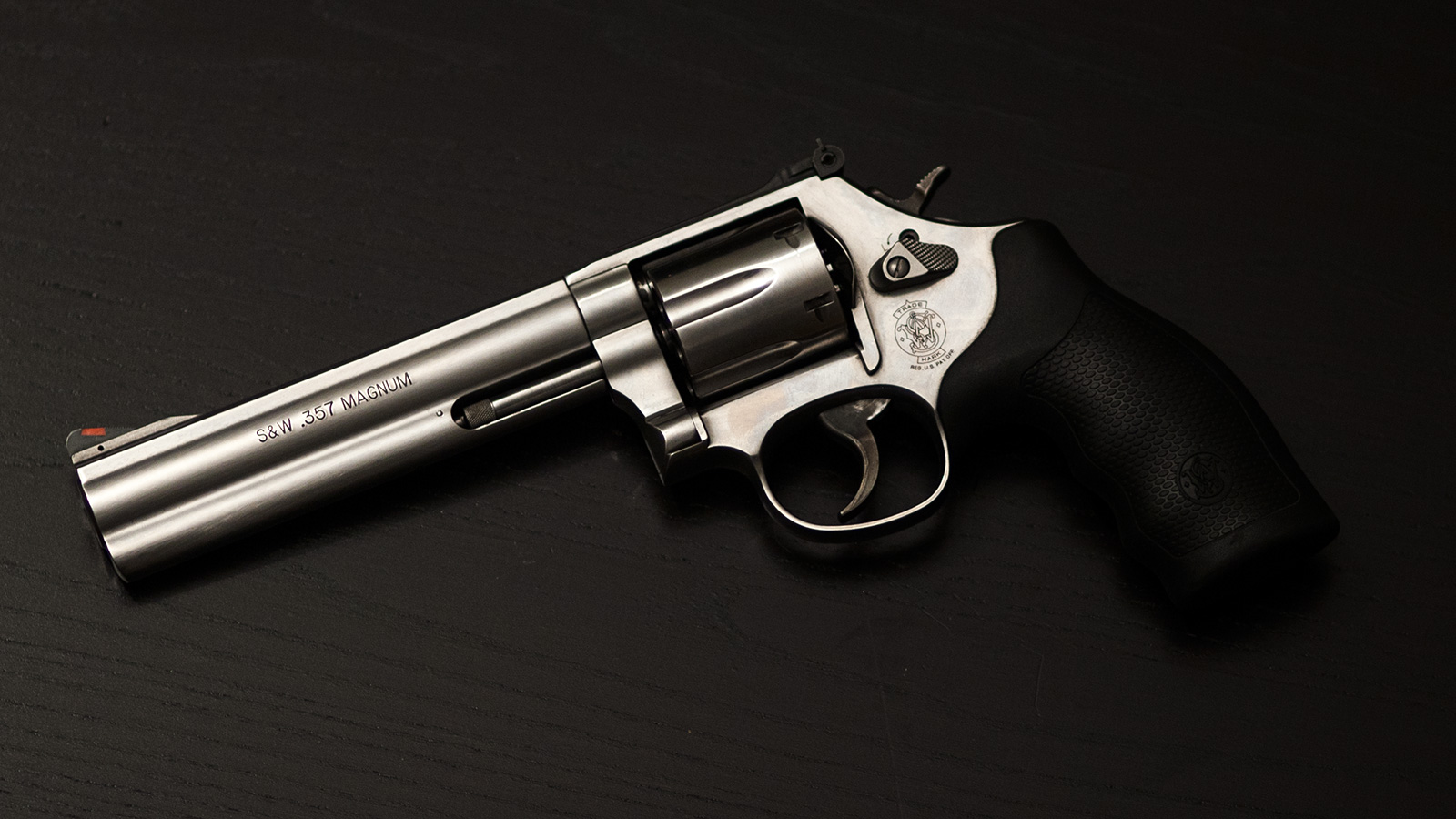 Smith & Wesson 686-7 og 586