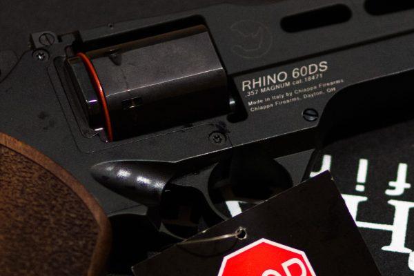 Vi pakker ut: Chiappa Rhino 60DS